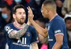 UCL Messi and Mbappe Lead PSG To Victory Against Leipzig