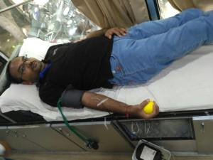 donating blood 12