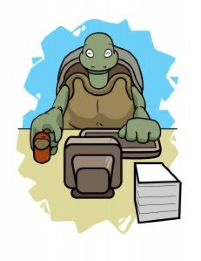 The Tortoise walked home to write up his ideas, and immediately started searching the web, trying to find the problems with his new business idea.