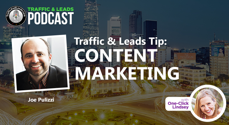 joe pulizzi content marketing