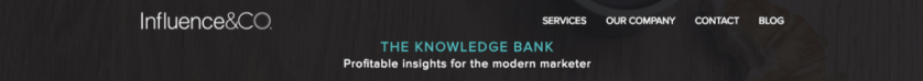 Top 40 Internet Marketing Blogs The Knowledge Bank