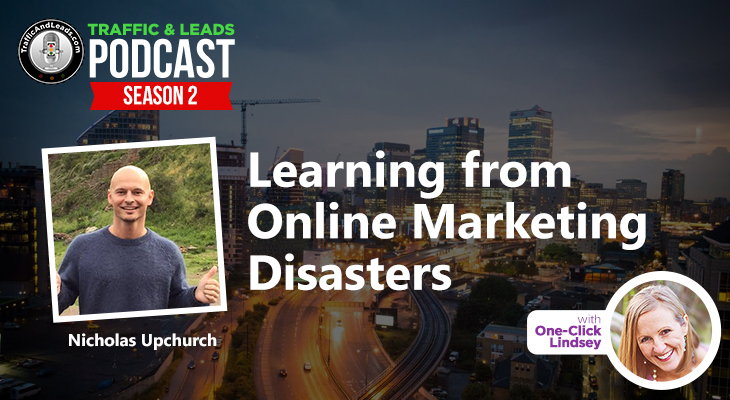 Learning from Online Marketing Disasters by Nicholas Upchurch