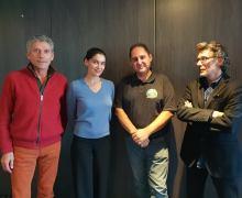 Voici nos émissions de ce lundi 14 janvier avec Laetitia Casta, Jacques Gamblin, Catherine Marchal, Stéphane Hénon et Ella foy
