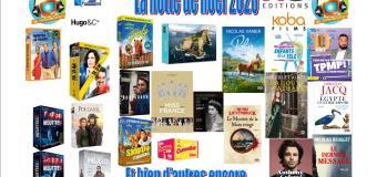 Le jeu de la Hotte de Noël revient dans Chut on écoute la télé dès ce lundi 30 novembre 2020 avec plus de 150€ de cadeaux à gagner chaque semaine