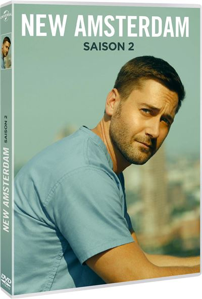 Coffret-New-Amsterdam-Saison-2-DVD
