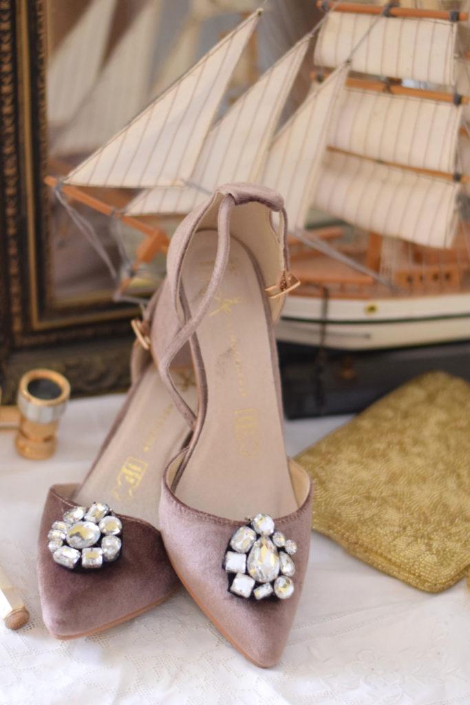 DIY Manolo Blahnick Shoe