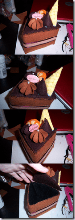 craftsterfeltchocolatecake