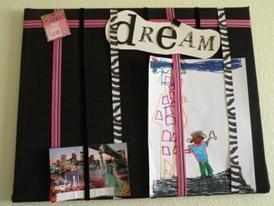 Dream Board for a Child