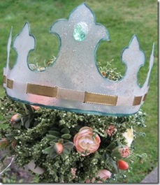 Cheap and Easy Fairytale Crowns