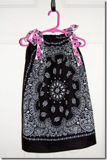 Bandana Dress Tutorial