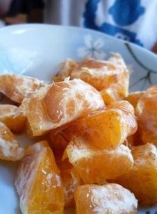 Moroccan Cinnamon Oranges