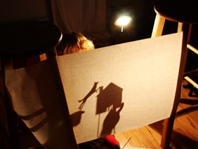 How to Make Shadow Puppets