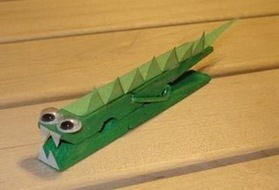 Clothespin  Critters