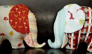 Elephant Plushie Pattern