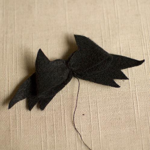 bat bow step 4