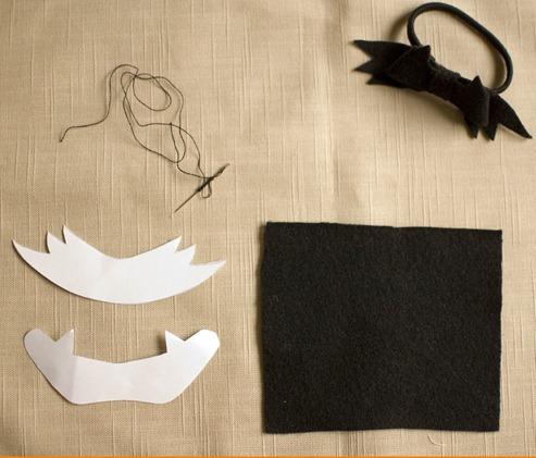 bat bow supplies