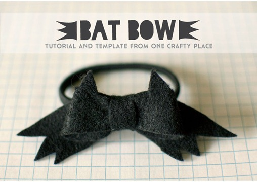 bat-bow-tutorial---One-Crafty-Place