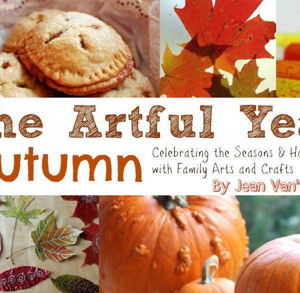 Crafting Into Autumn with The Artful Parent