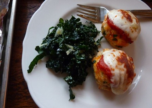 Chicken Parm Meatballs, DIY Play Washing Machine, and More!