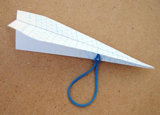 paper airplane catepult mini eco