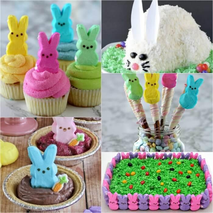 Easter Desserts Kids
