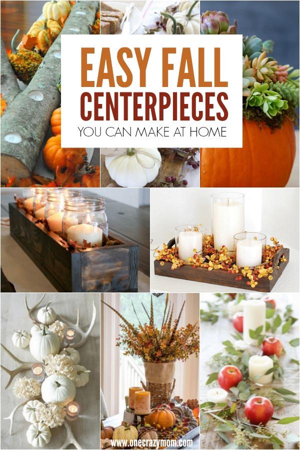 title | Fall Centerpiece Idea