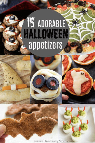 Easy Halloween Appetizers 15 Halloween Party Appetizers