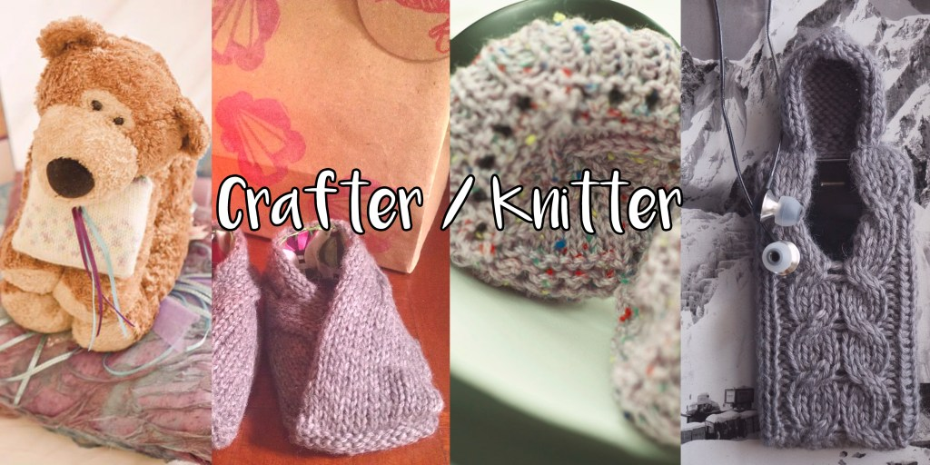Knitted designs and creations