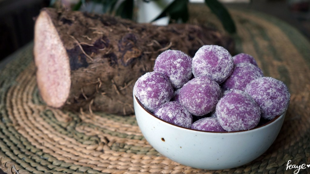 Sweet Recipes for Ube
