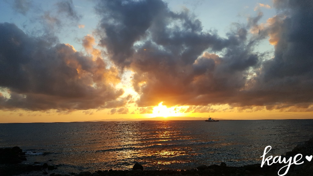 Dumaguete Bay Sunrise