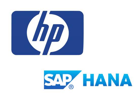 HP SAP Hana