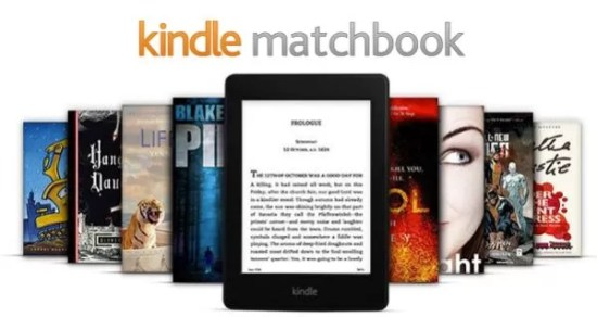 KindleMatchbook