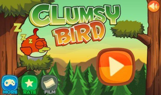 clumsy-birds