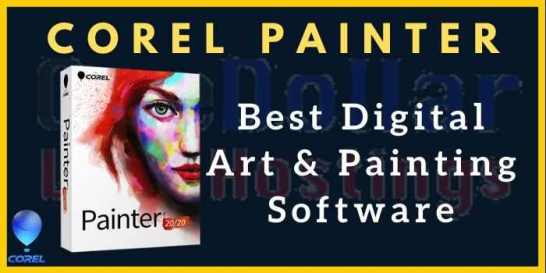 Corel Painter 2021 Crack Full Keygen [MAC-WIN] Torrent Activation Code