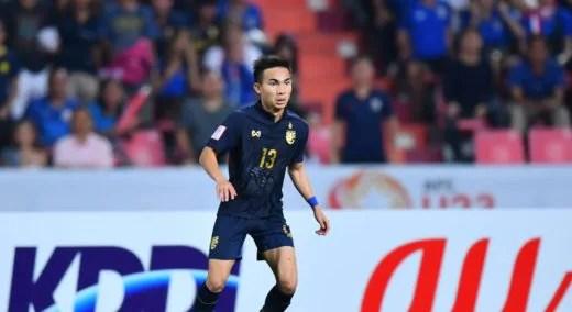 タイのジャルンサック・ウォンコーン選手(サムットプラカーン・シティ)wikiプレースタイルや動画