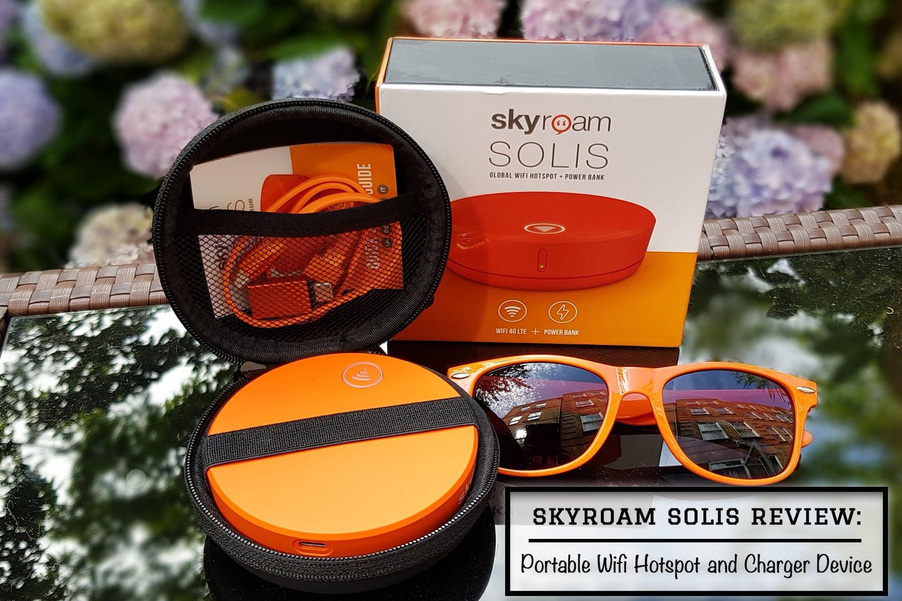 SKYROAM SOLIS REVIEW - ONE EPIC ROAD TRIP BLOG