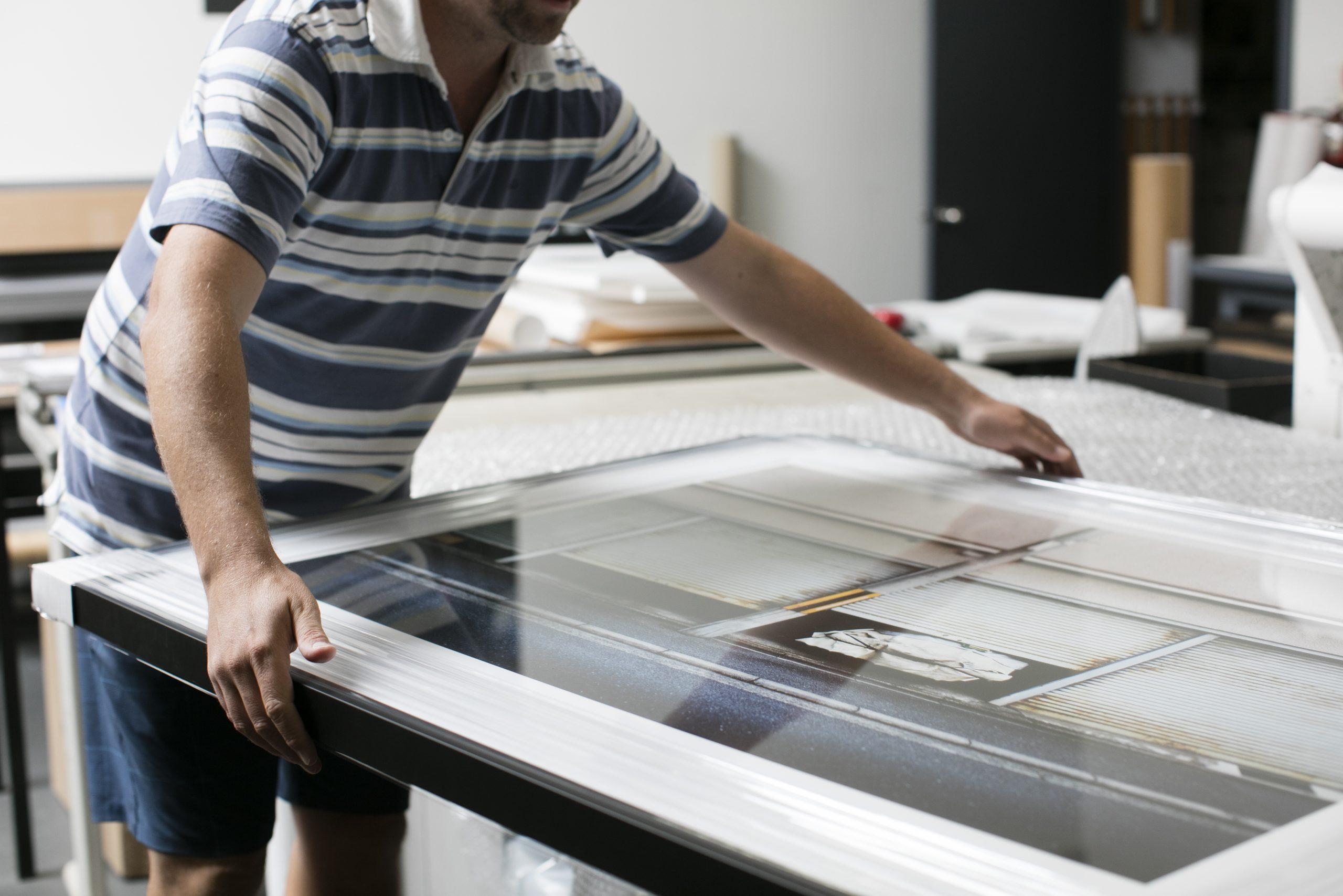 Printing One Fine Print