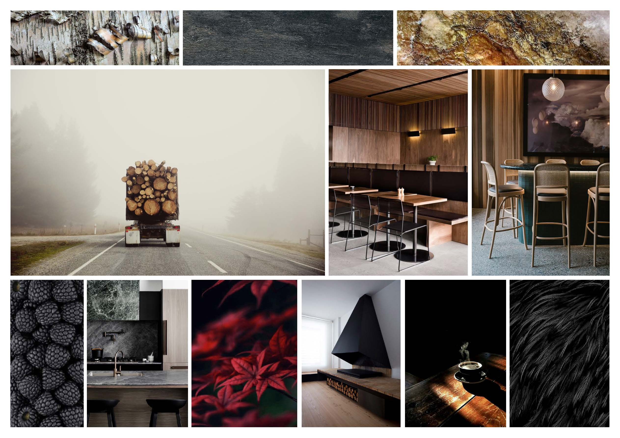 one fine print mood board