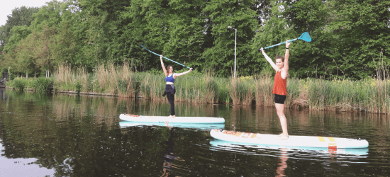SUPPEN - Stand Up Paddling