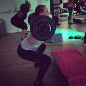 de workout