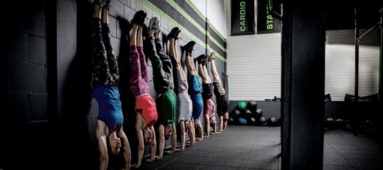 CrossFit 7kamp