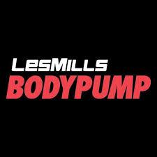 logotipo bodypump