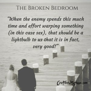 The Broken Bedroom