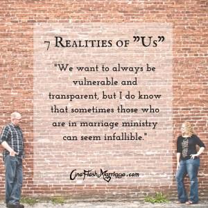 7 Realities of -Us-