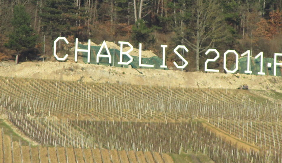 chablis wine travel pictures