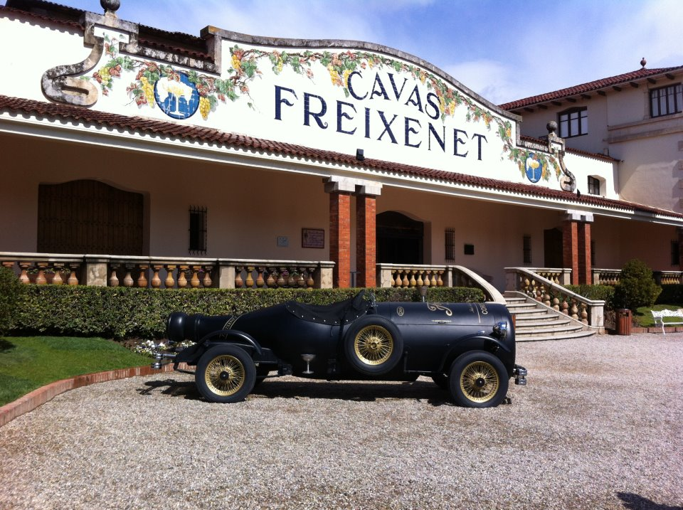 Freixenet in Penedes Spain