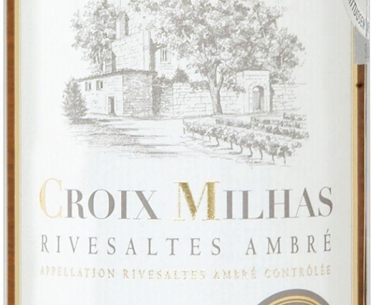 croix milhas rivesaltes review