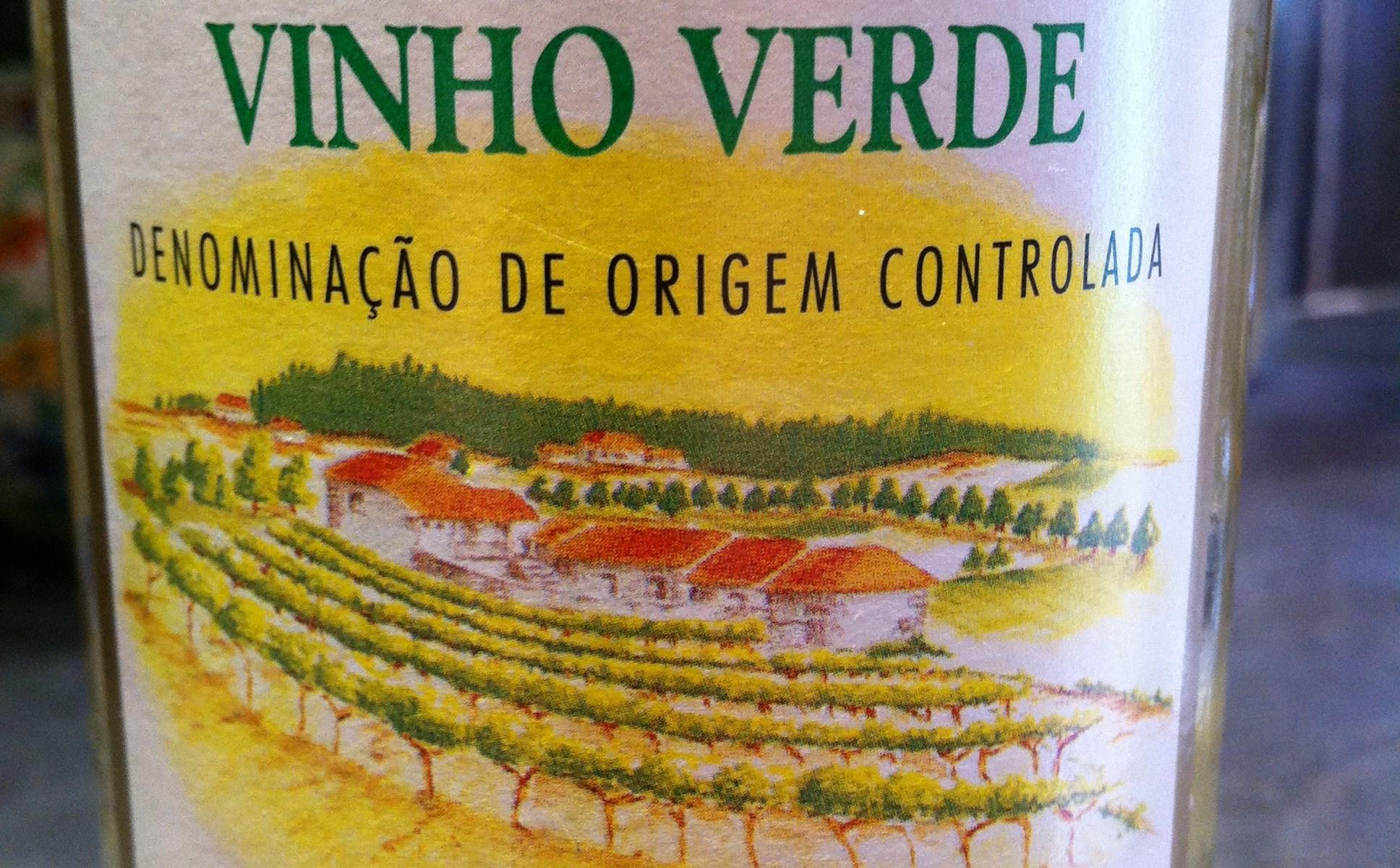 Tescco Vinho Verde