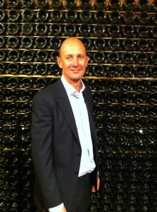 Damian Clark, UK MD of Freixenet, Freixenet cava
