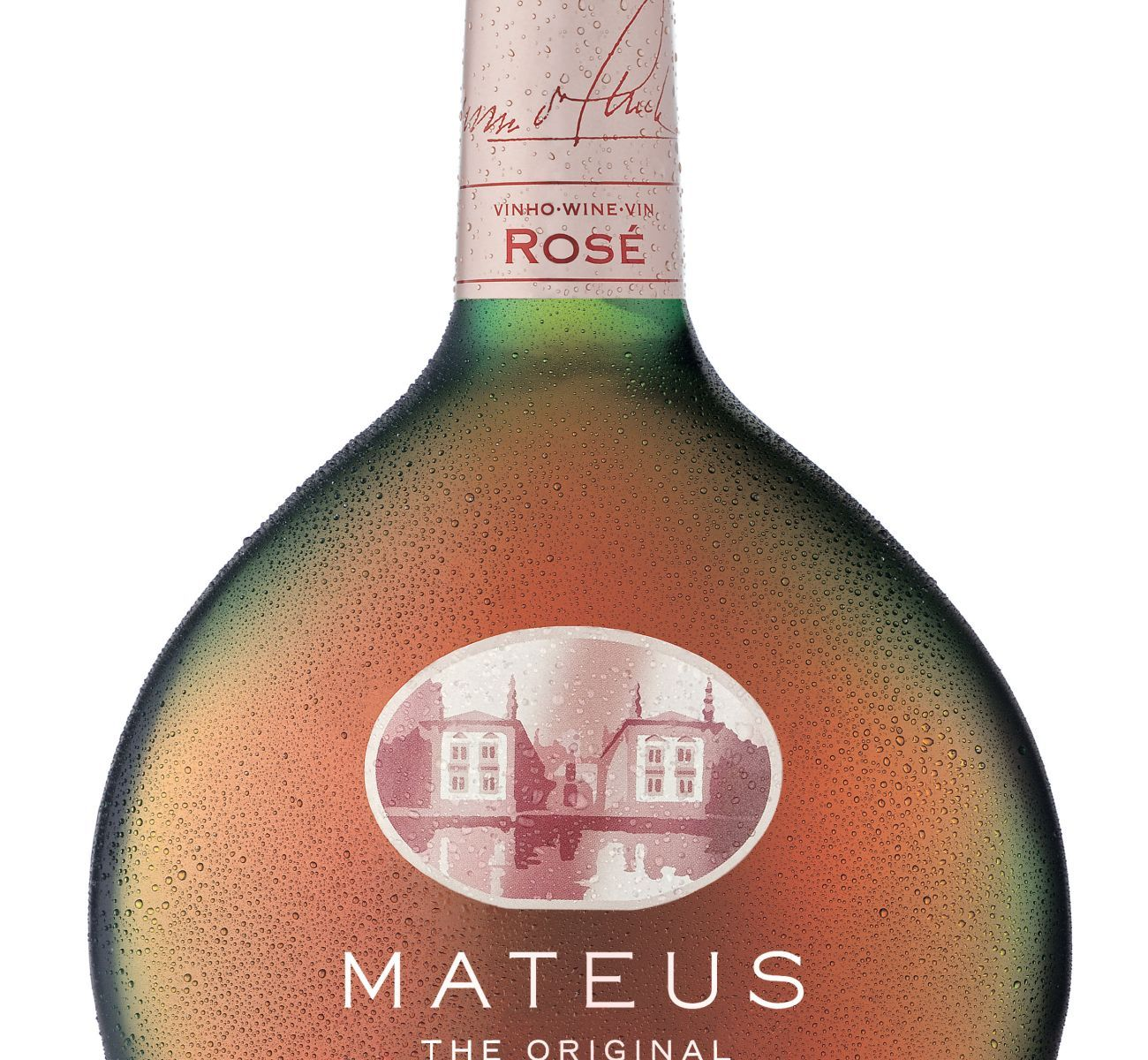 Mateus Rose Original wine